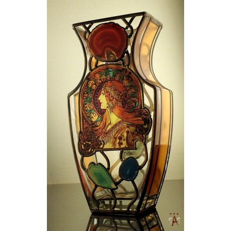 Alfons Mucha - Zvěrokruh