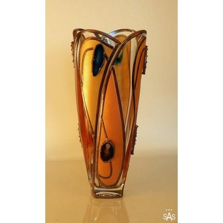 Zlatá váza