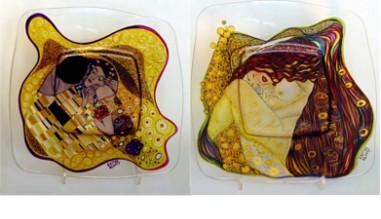Gustav Klimt Vase